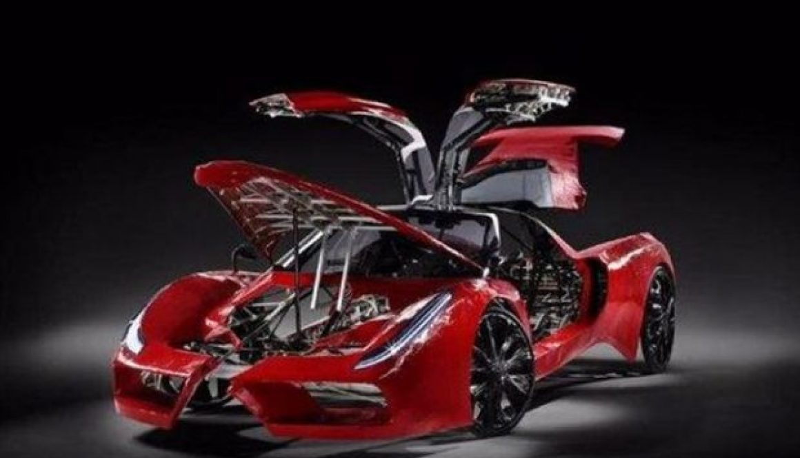 Bikes That Wish They Were Cars