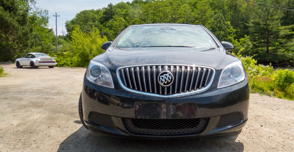 2015 Buick Verano: The Anti-Sports Sedan?