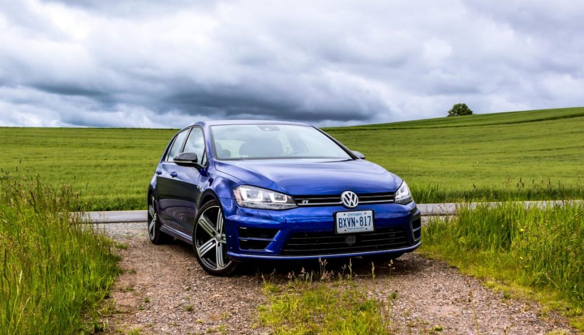 Video Review: 2016 Volkswagen Golf R