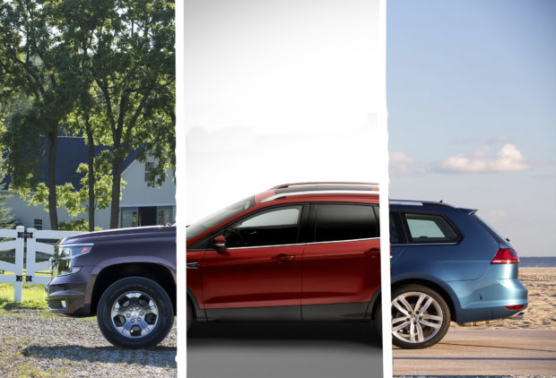 Wagon, CUV, or SUV. Which one is for me?