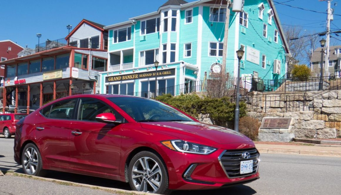Test Drive: 2017 Hyundai Elantra