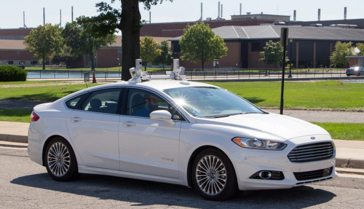 Ford's Autonomous Cars Target for 2021, but When Will Canada See Them?