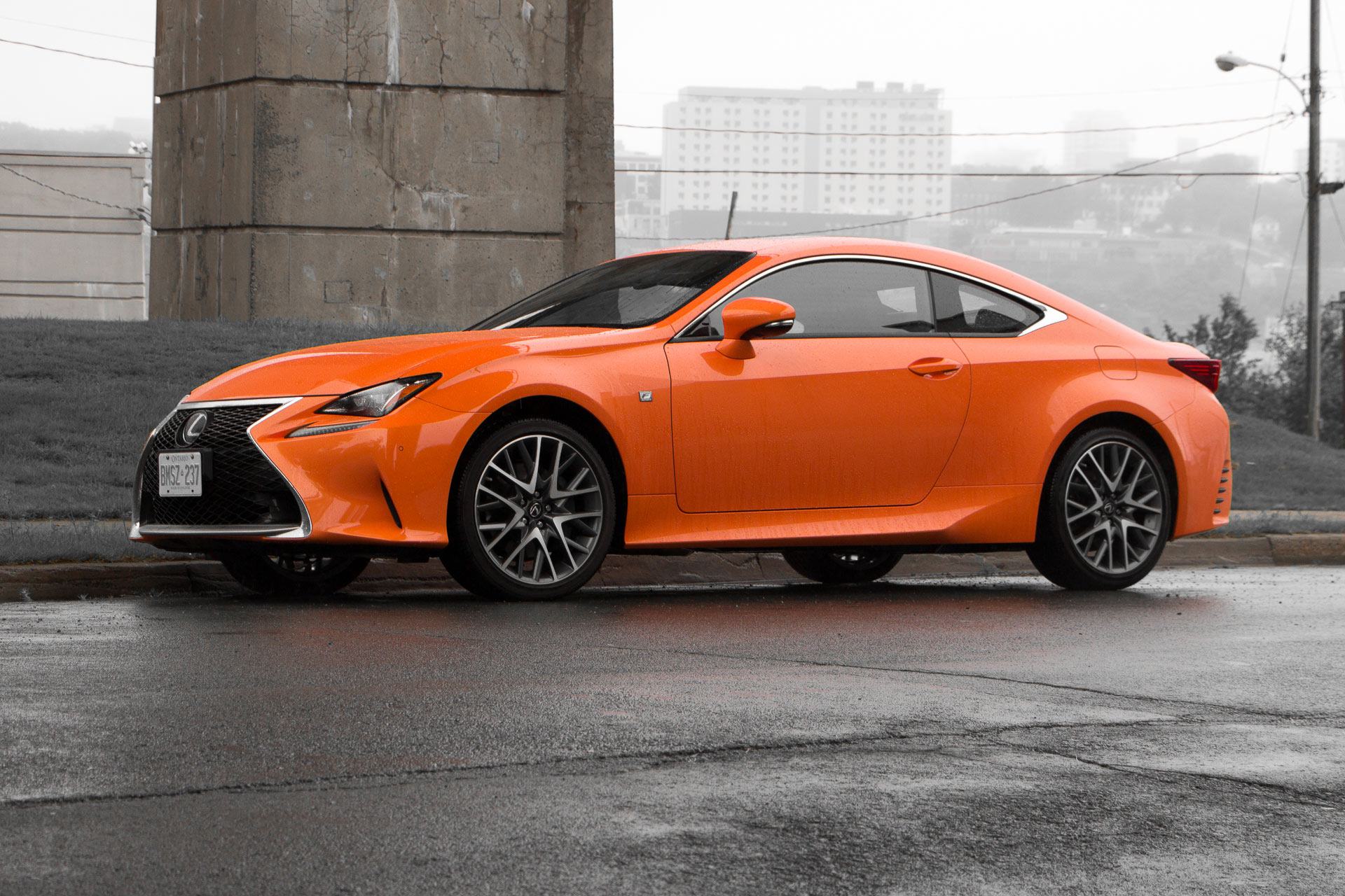 Video Review: 2016 Lexus RC350 AWD F-Sport