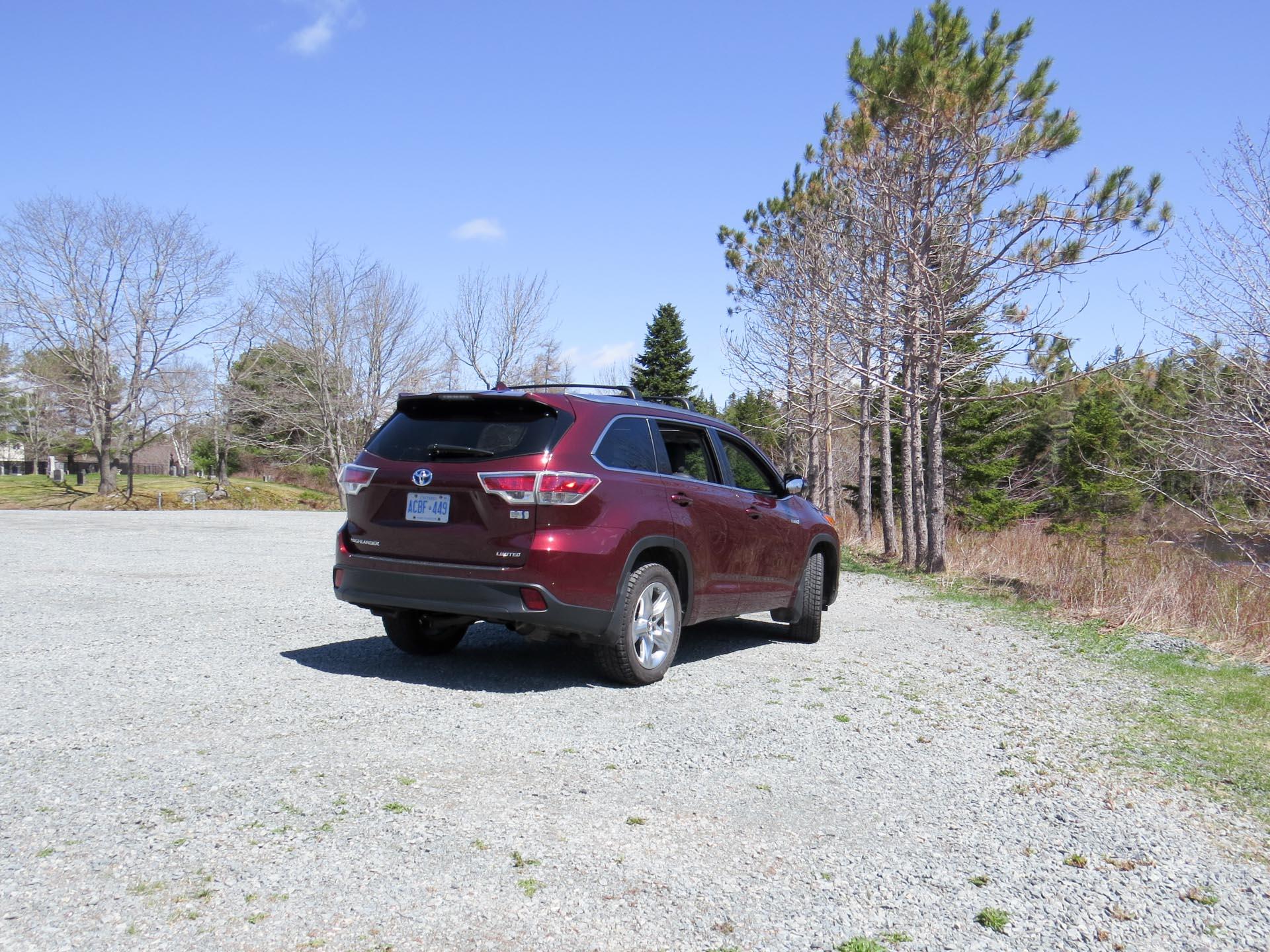 Test Drive: 2016 Toyota Highlander Limited Hybrid