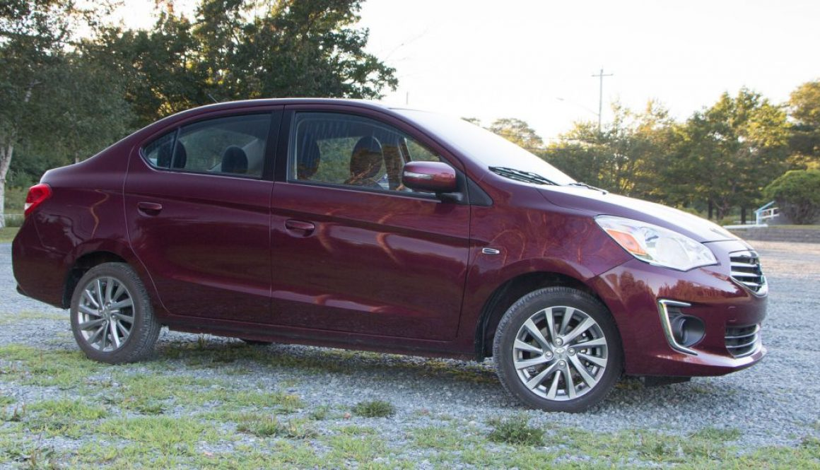 2017 Mitsubishi Mirage: Video Review