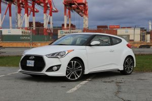 Driven: 2016 Hyundai Veloster Turbo