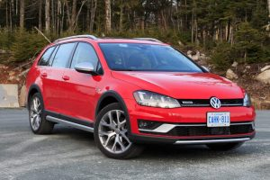 Driven: 2017 Volkswagen Golf Alltrack