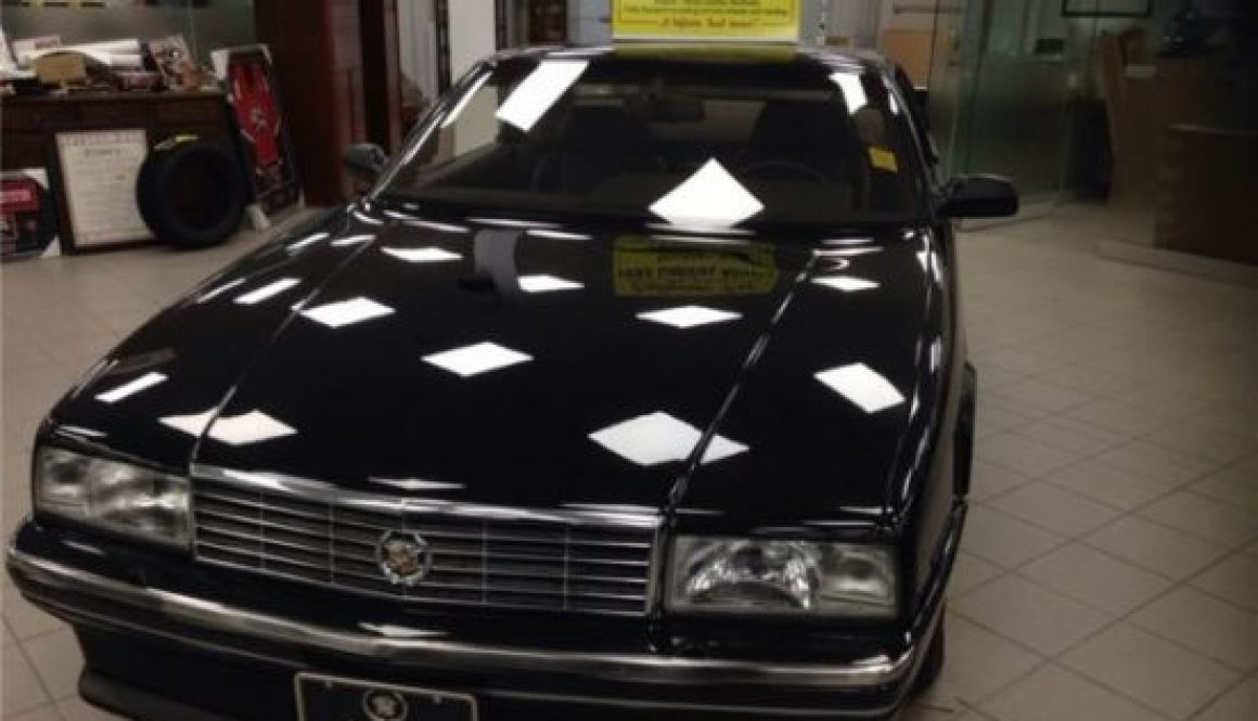 Find of the Week: Brand New 1993 Cadillac Allante