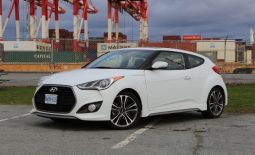 2016 Hyundai Veloster Turbo Video Review