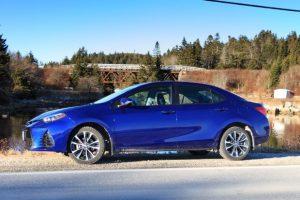 Driven: 2017 Toyota Corolla XSE