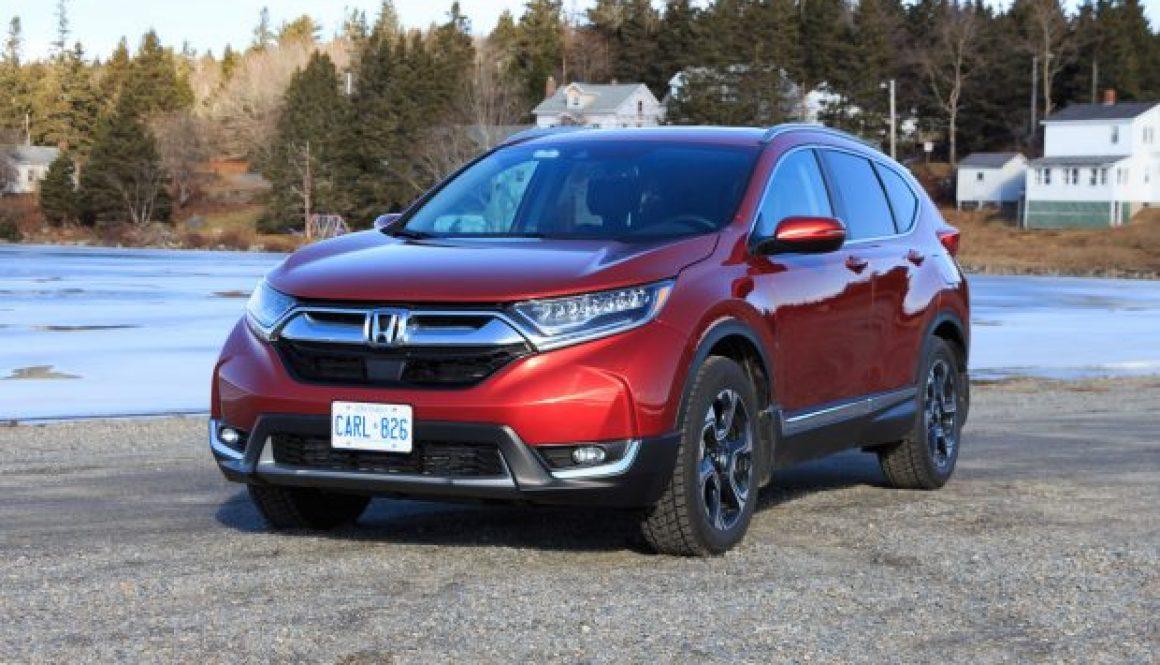 Driven: 2017 Honda CR-V