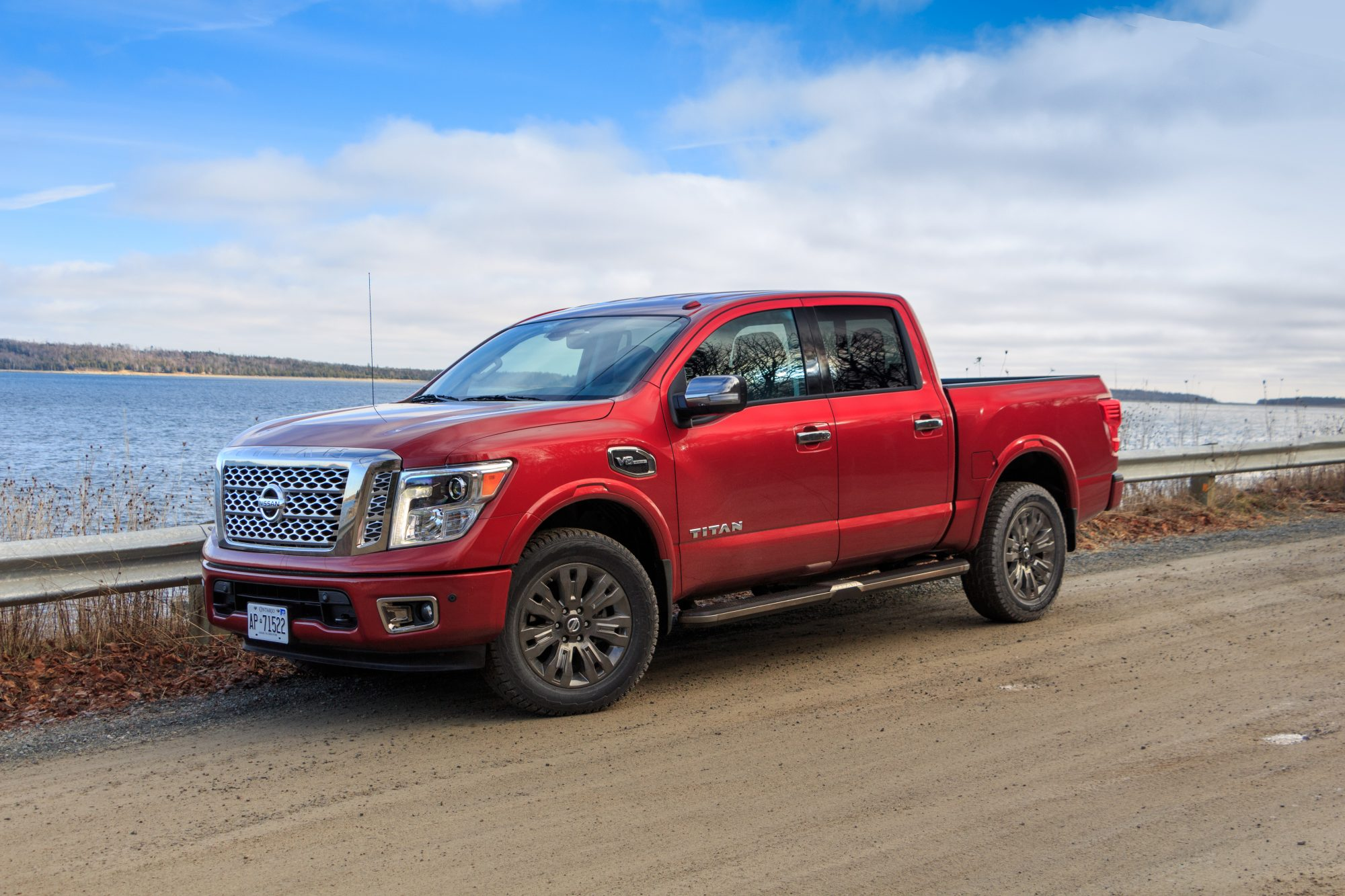 Driven: 2017 Nissan Titan Platinum Reserve