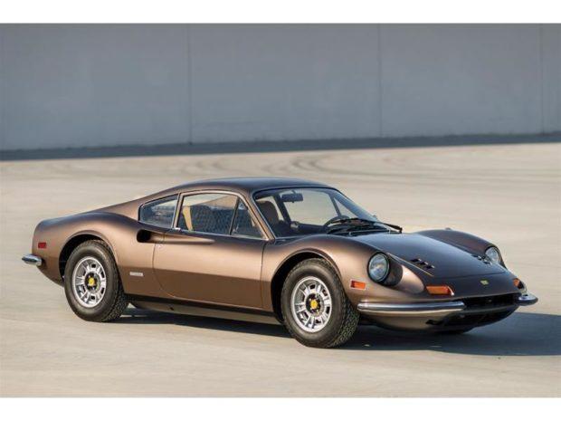 Find of the Week: 1973 (Ferrari) Dino 246 GT