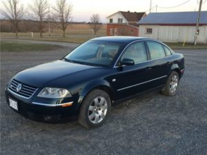 Find of the Week: 2004 Volkswagen Passat W8