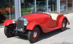 Find of the Week: 1952 Morgan Plus 4