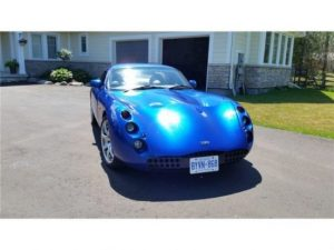 Find of the Week: 2001 TVR Tuscan