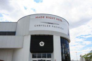 How Minivans are Born at Chrysler's Windsor Assembly Plant