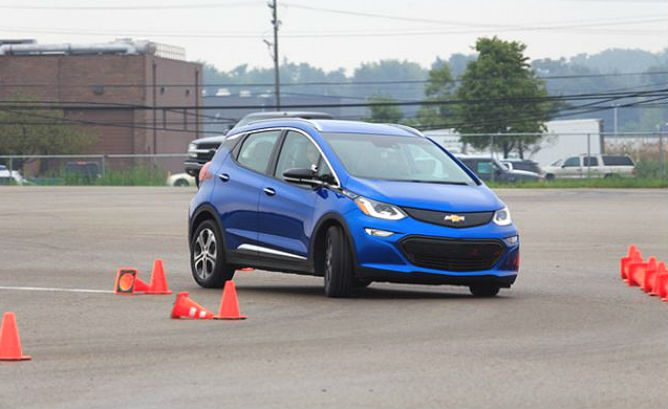 Can an EV Autocross?