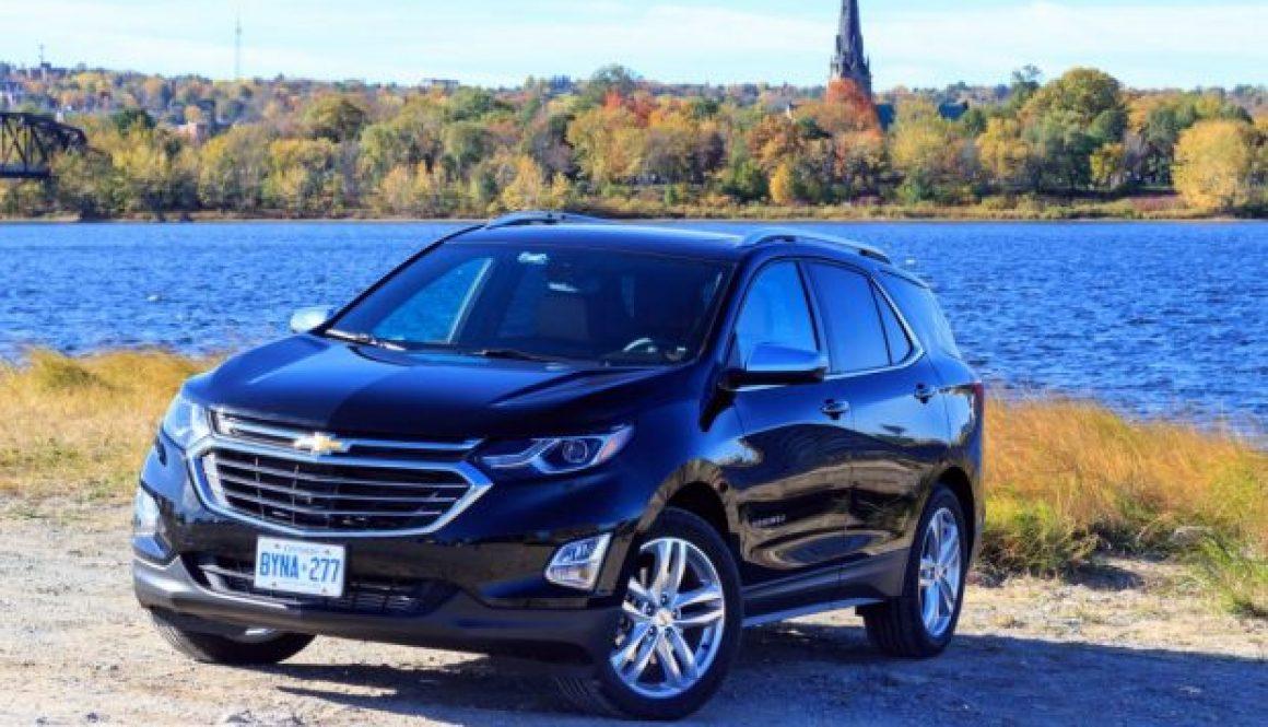 Driven: 2018 Chevrolet Equinox